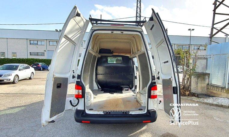 zona de carga Volkswagen Transporter T5