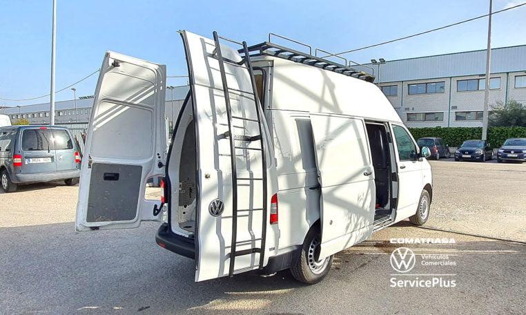 Volkswagen Transporter T5 techo alto