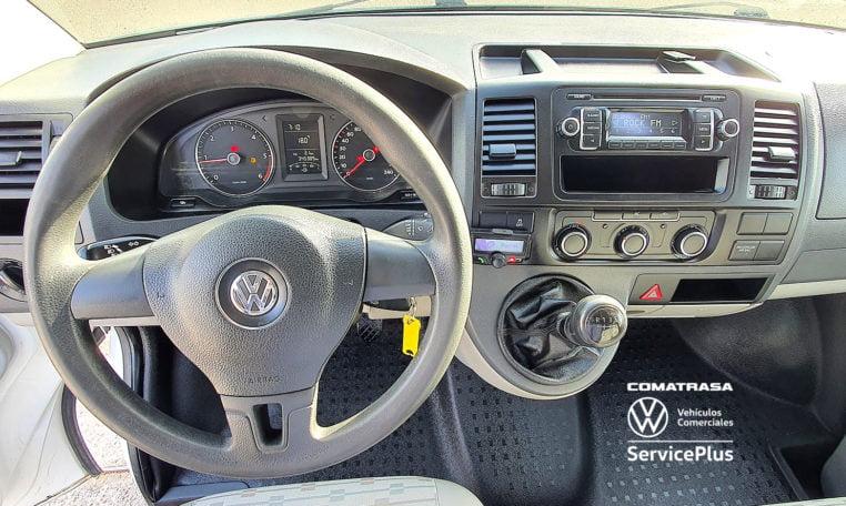 salpicadero Volkswagen Transporter T5