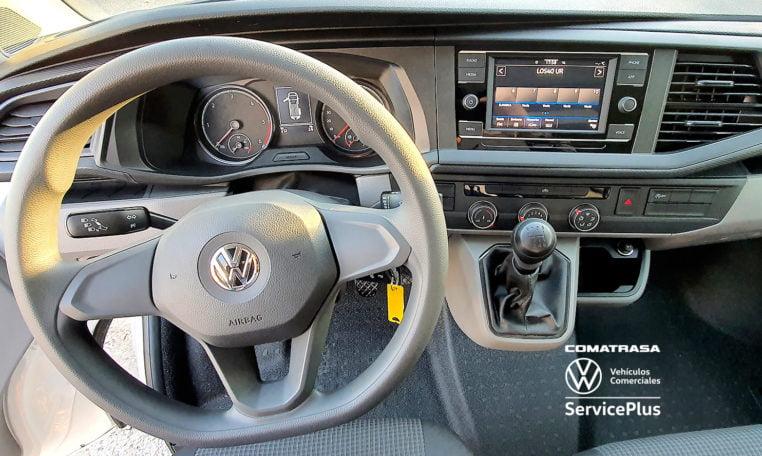 salpicadero Volkswagen Transporter T6.1 150 CV