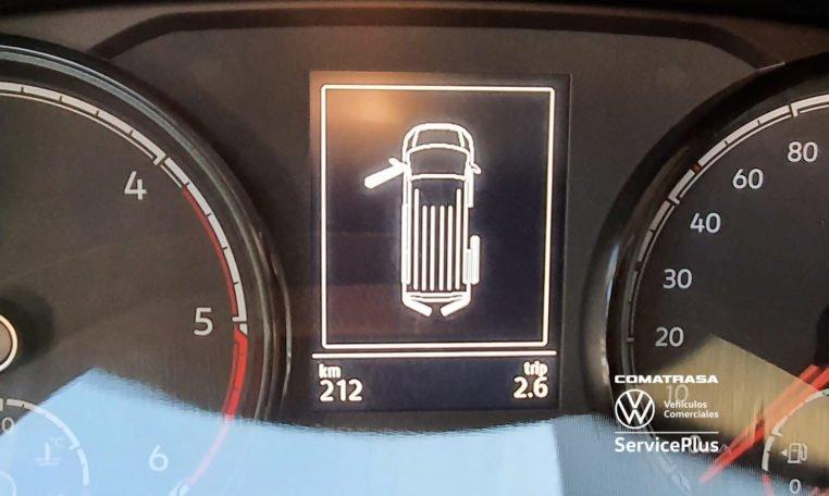 kilómetros Volkswagen Transporter T6.1 150 CV