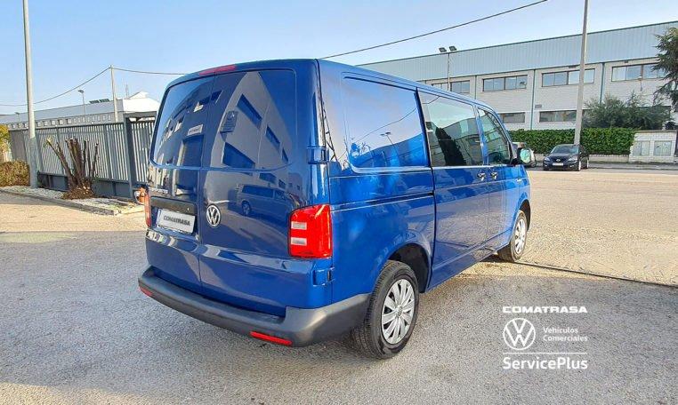 2020 Volkswagen Transporter T6 Mixto Plus
