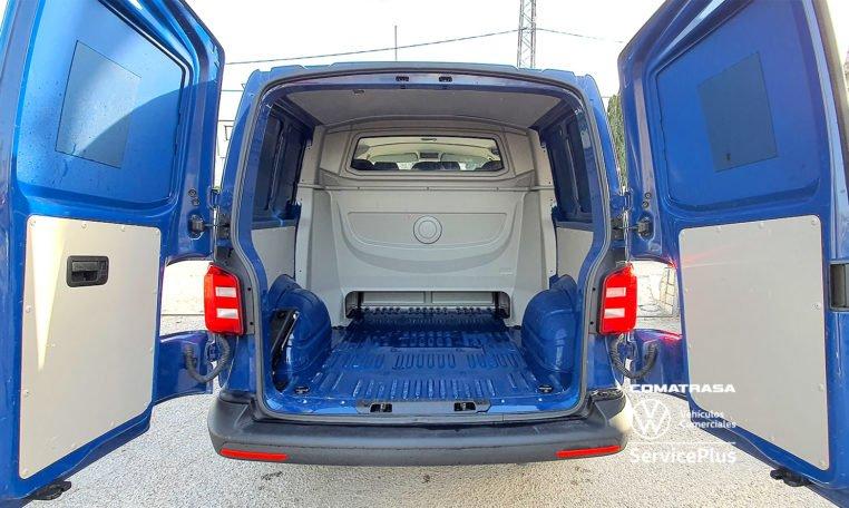 zona de carga Volkswagen Transporter T6 Mixto Plus