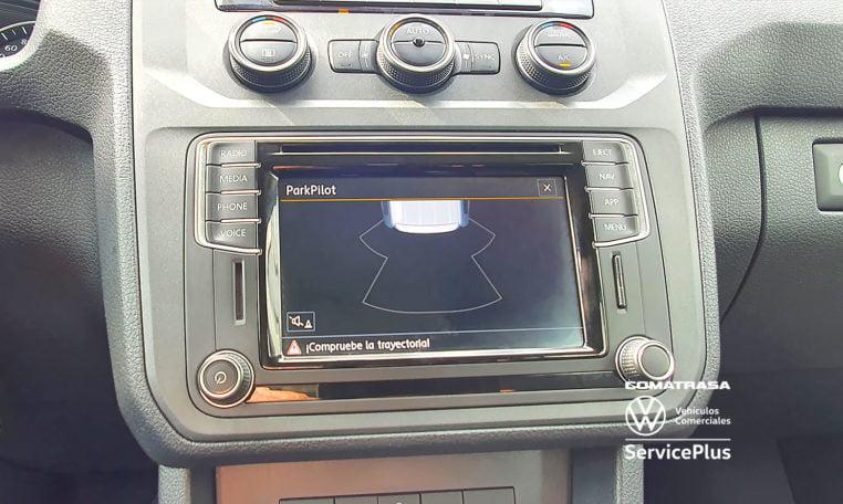 cámara marcha atrás Caddy Maxi 1.4 TGI 110 CV