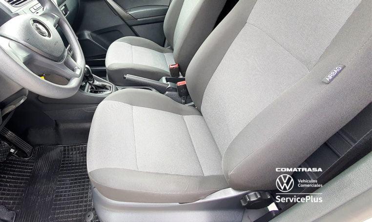 asientos Caddy Maxi Pro DSG