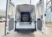 zona de carga VW Crafter 35