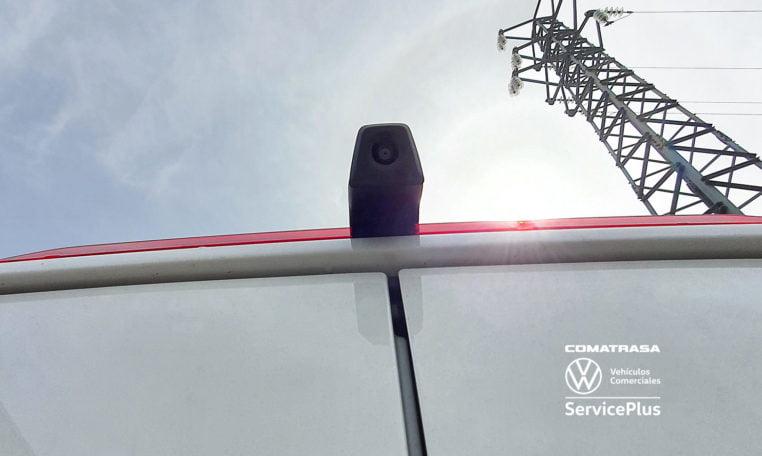 cámara trasera VW Crafter 35