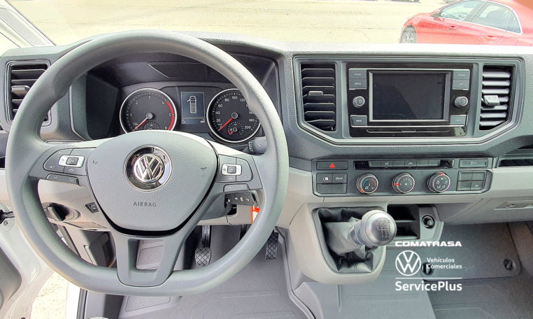 volante VW Crafter 35