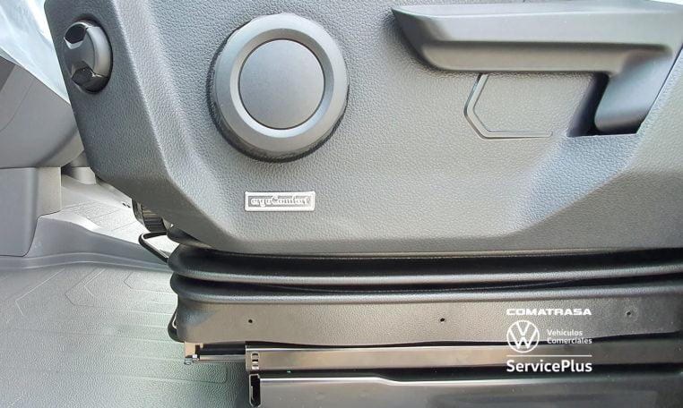 asiento ergocomfort VW Crafter 35