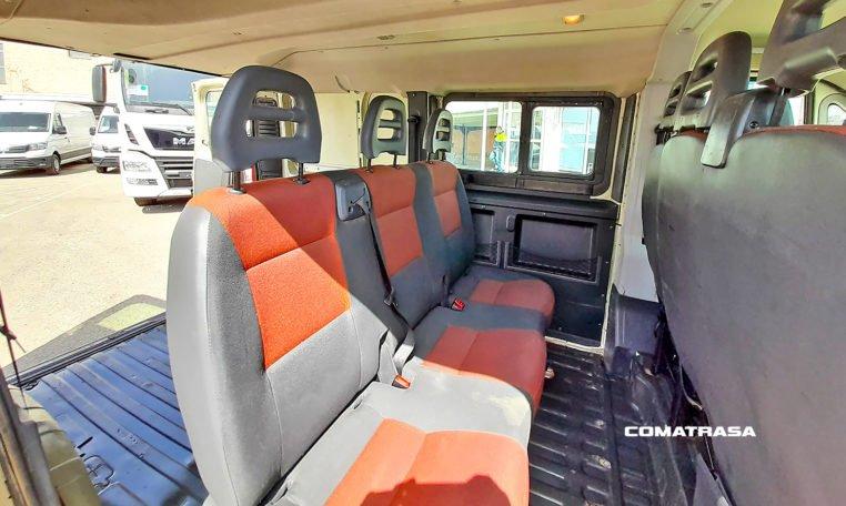 6 asientos Fiat Ducato 30