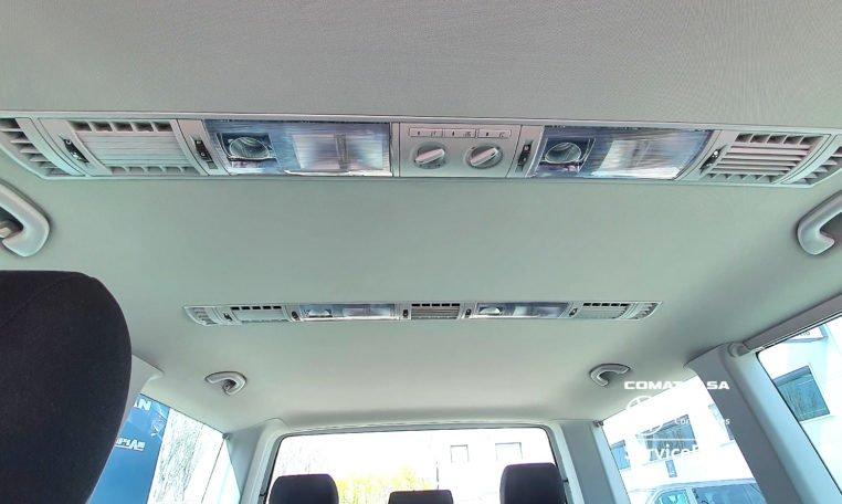 calefacción Volkswagen Multivan Outdoor