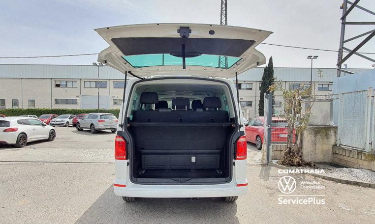 portón Volkswagen Multivan Outdoor