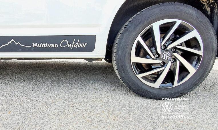 llantas Volkswagen Multivan Outdoor