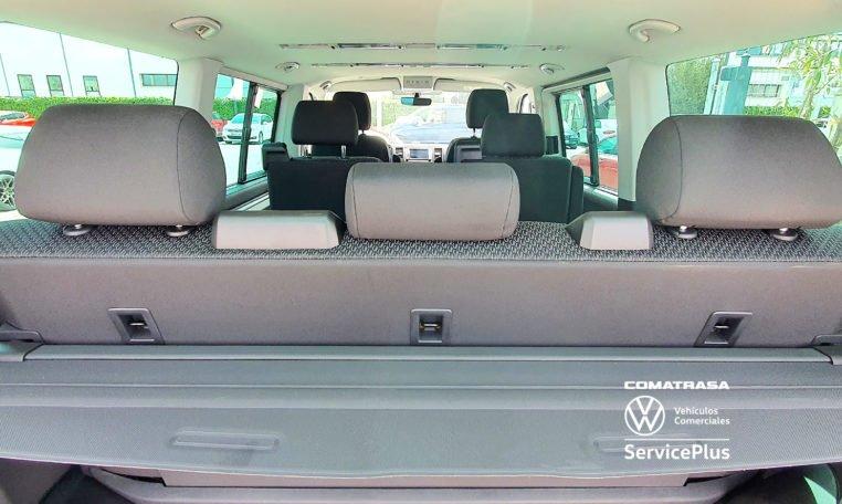 7 plazas Volkswagen Multivan Outdoor