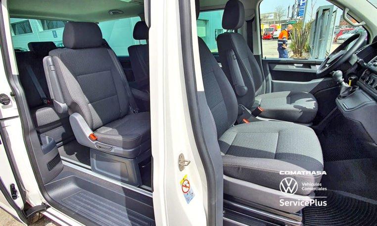 7 asientos Volkswagen Multivan Outdoor