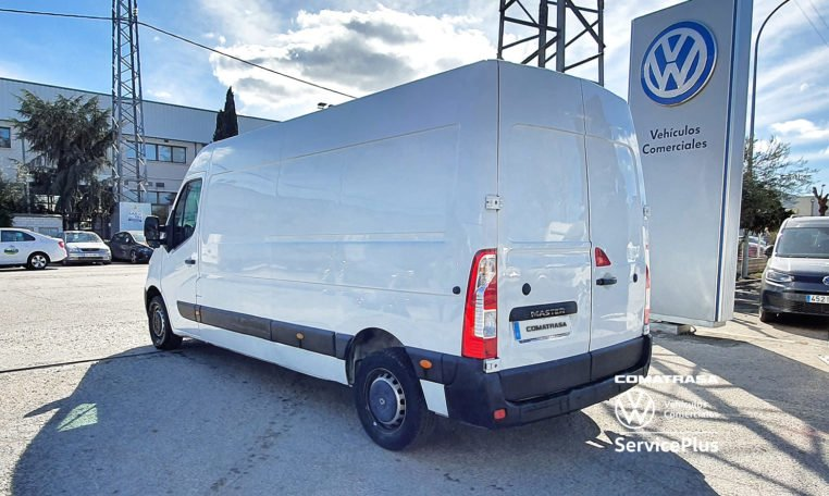 lateral izquierdo Renault Master L3H2 3500