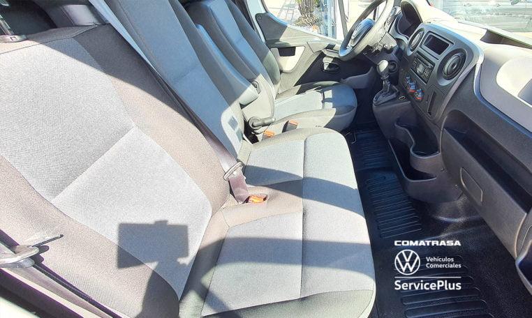 asientos Renault Master L3H2 3500