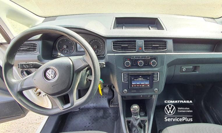 salpicadero Volkswagen Caddy Pro