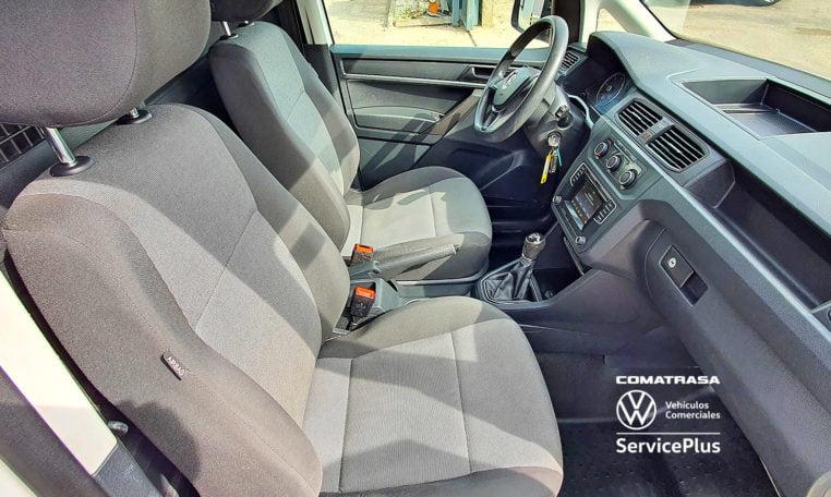 2 plazas Volkswagen Caddy Pro