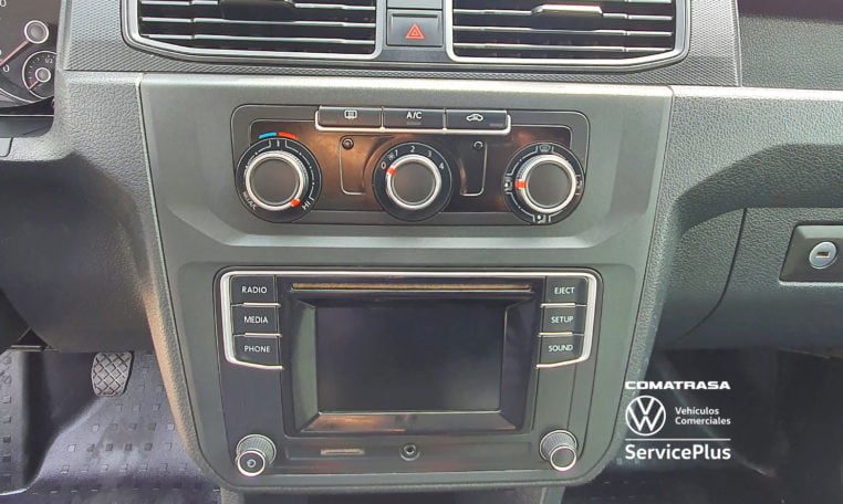 radio CD Volkswagen Caddy Pro