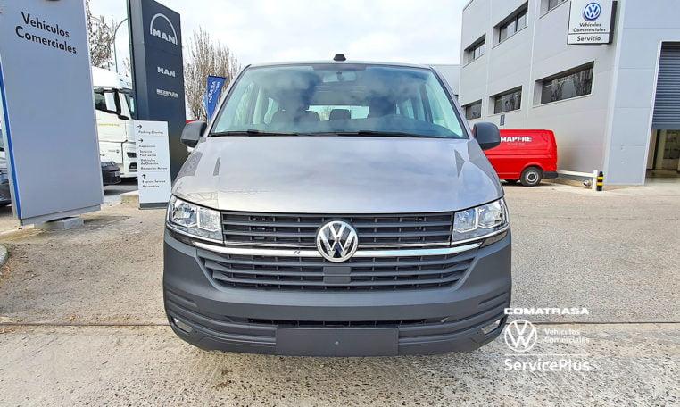 frontal Volkswagen Caravelle T6.1