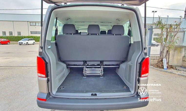 maletero Volkswagen Caravelle T6.1