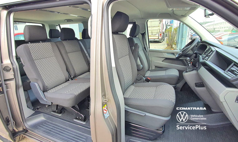 puerta lateral Volkswagen Caravelle T6.1