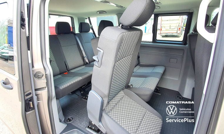 asiento abatible Volkswagen Caravelle T6.1