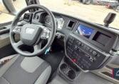 interior cabina MAN TGL 10.220