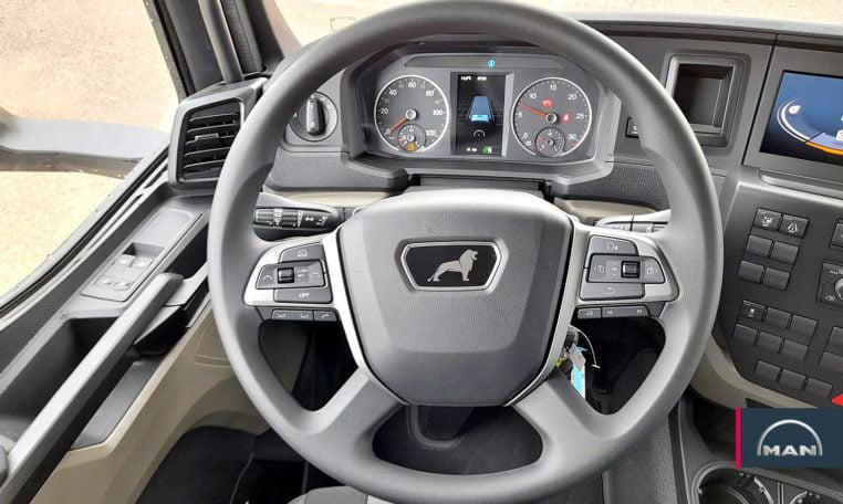 volante MAN TGL 10.220