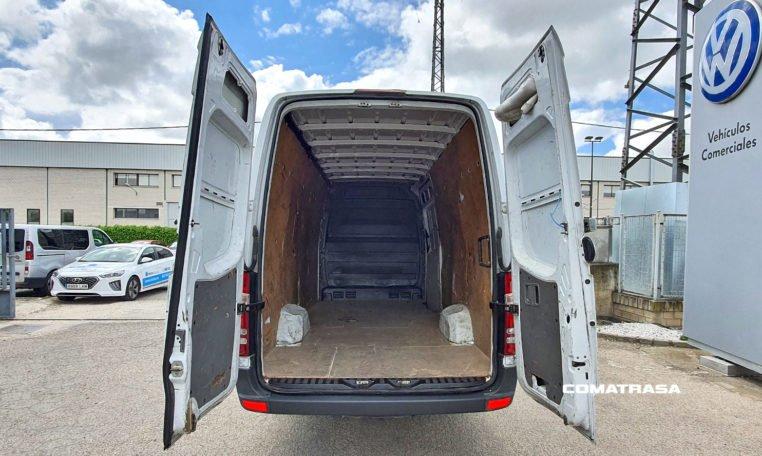 zona de carga Mercedes-Benz Sprinter 313