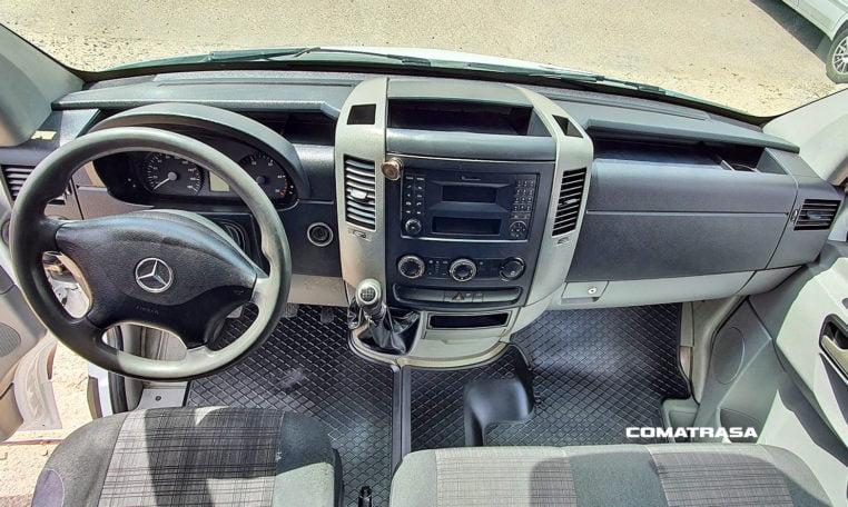 salpicadero Mercedes-Benz Sprinter 313