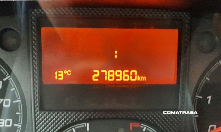 kilómetros Peugeot Boxer 335 Isotermo