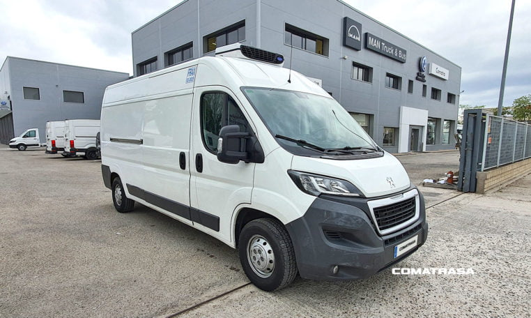 2015 Peugeot Boxer 335 Isotermo