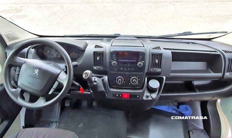 salpicadero Peugeot Boxer 335 Isotermo