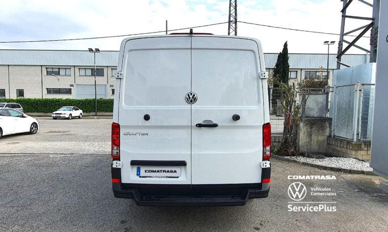 puertas traseras Volkswagen Crafter 30 L3H2