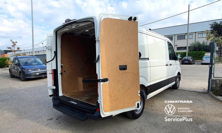 puertas abatibles Volkswagen Crafter 30 L3H2