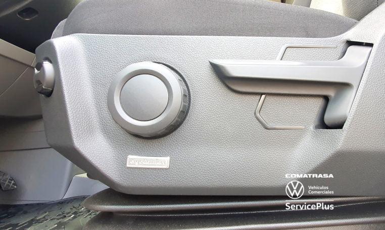 asiento ergocomfort Volkswagen Crafter 30 L3H2