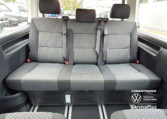 banqueta trasera Volkswagen Multivan T6.1 DSG
