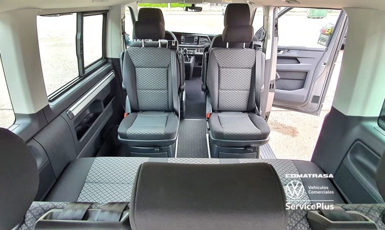 7 plazas Volkswagen Multivan T6.1 DSG