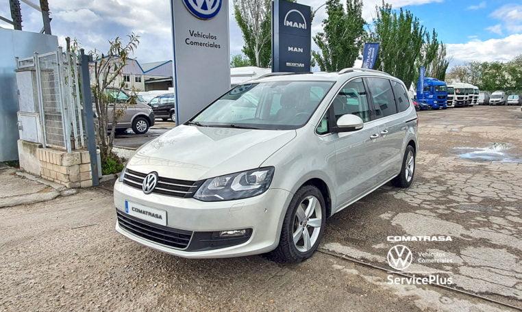 Volkswagen Sharan 2.0 TDI 140 CV