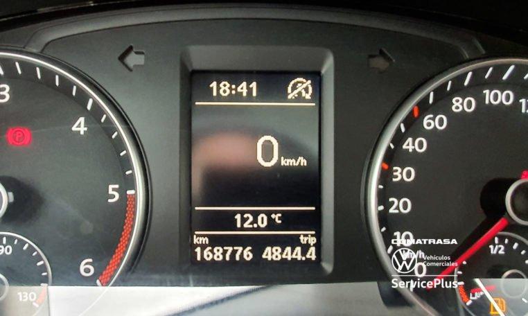 kilómetros Volkswagen Sharan 2.0 TDI 140 CV