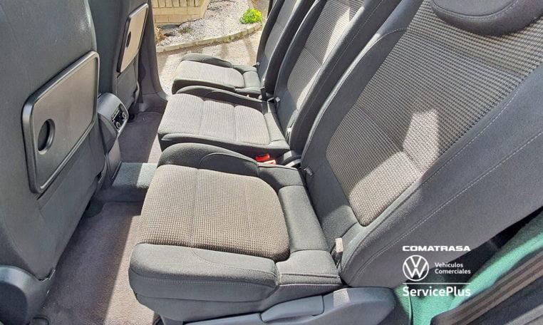 7 plazas Volkswagen Sharan 2.0 TDI 140 CV
