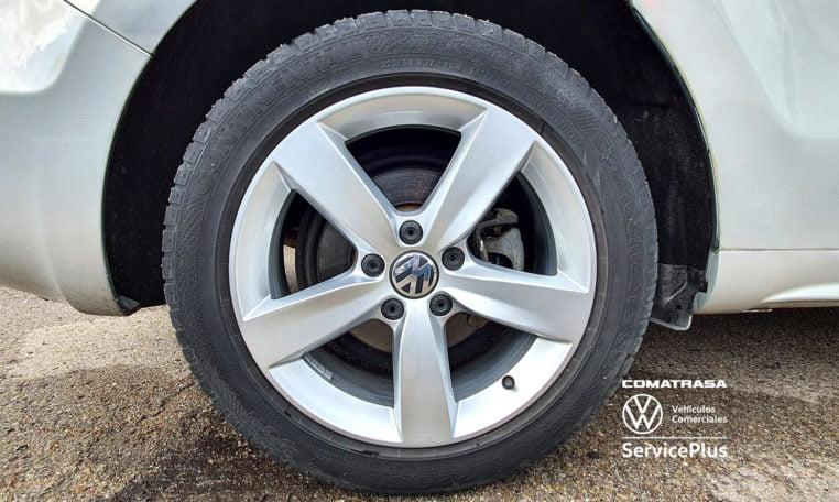 llantas Volkswagen Sharan 2.0 TDI 140 CV