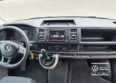 salpicadero Volkswagen Transporter T6 batalla larga