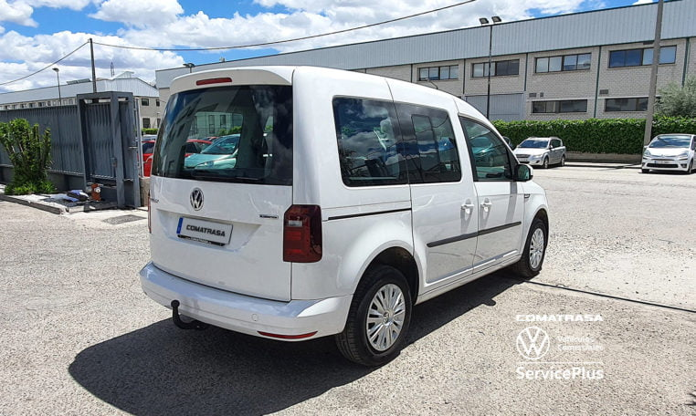 Volkswagen Caddy DSG TGI