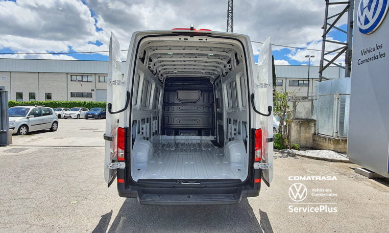 VW Crafter 35 L4H3