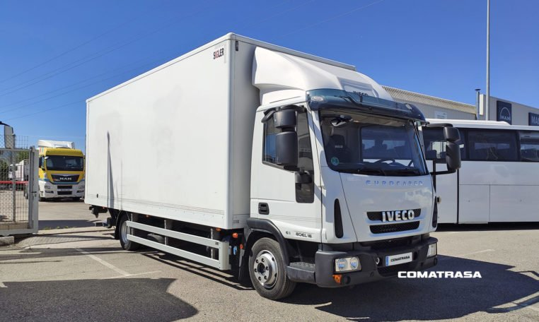 2014 Iveco 80EL16 4X2 Eurocargo