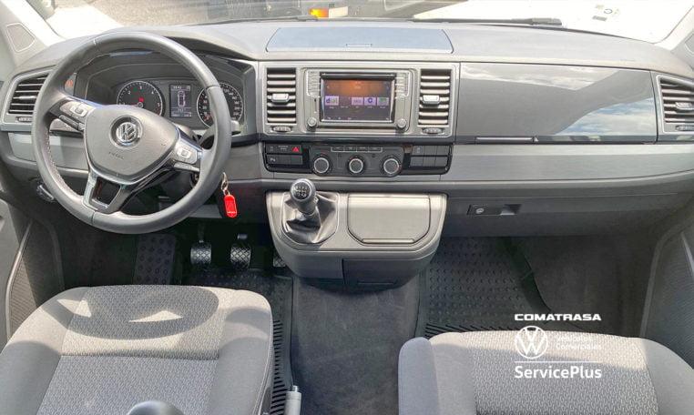 salpicadero Multivan Outdoor 150 CV manual