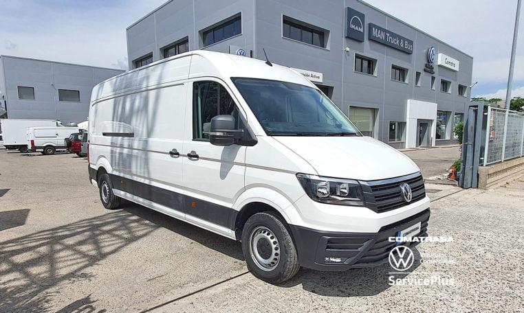 2019 Volkswagen Crafter 35 L4H3